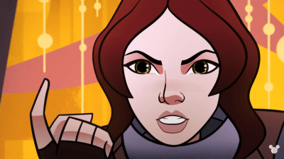 Jyn Erso Disney Star Wars Forces of Destiny