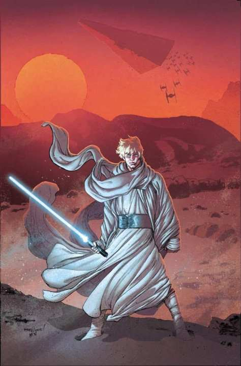 The New Team Behind Marvel's Flagship Star Wars Series Plans to Revisit Jedha