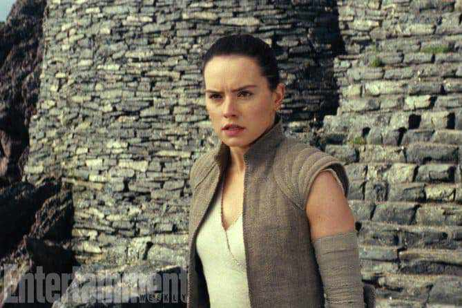 Entertainment Weekly: the mystery of Rey's family will be revealed in Star Wars: The Last Jedi