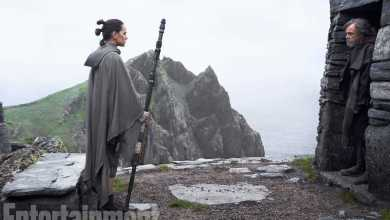 Star Wars The Last Jedi: Can Rey save Luke Skywalker?