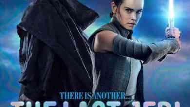 Photo of Star Wars: The Last Jedi Empire Magazine Regular Cover!