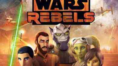 IMG 5532 - Star Wars Rebels Season 4 Poster showcases the final season