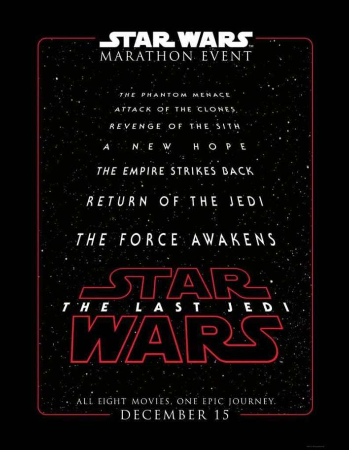 IMG 5967 - Star Wars The Last Jedi Ticket details and another teaser!