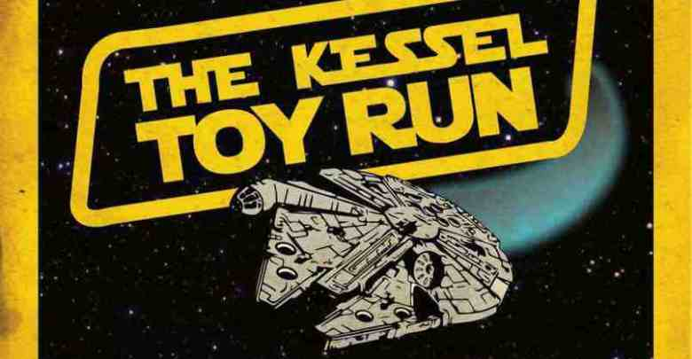 The Kessel Toy Run - A Star Wars Charity event for kids in need