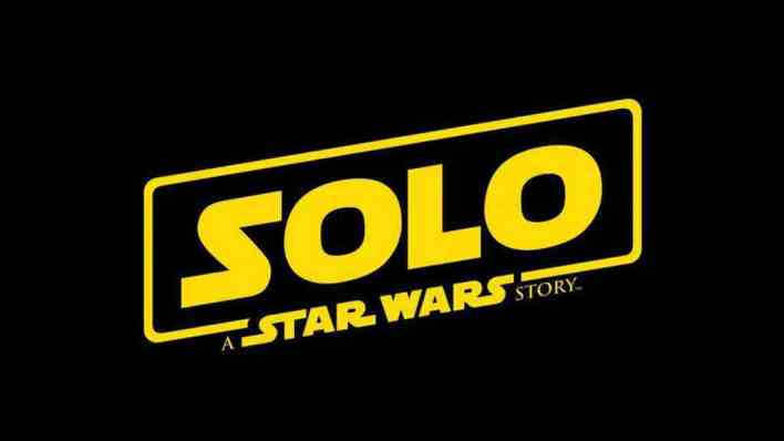 solo a star wars story tall A - Star Wars: The Last Jedi and Solo footage coming to theaters starting next month!