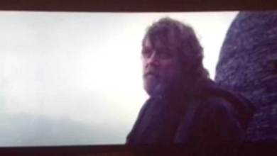 Photo of Luke Skywalker wants Rey off his lawn in new Star Wars: The Last Jedi clip!