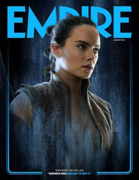 Empire Magazine's Star Wars: The Last Jedi variant covers!