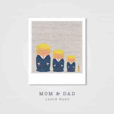 "Check out Jason Ward's ""Mom and Dad"" charity single for RAINN"