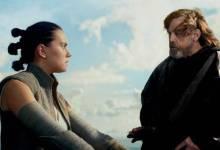 REY LUKE - Spoilers: Rian Johnson Discusses Luke, Snoke, Phasma, and Rey's Parentage reveal in Star Wars: The Last Jedi!
