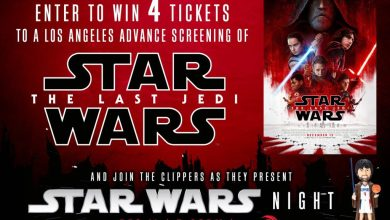 Photo of Event: L.A. Clippers Star Wars Night!