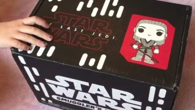 Photo of Celebrate Star Wars The Last Jedi with Funko Smuggler's Bounty Unboxing!