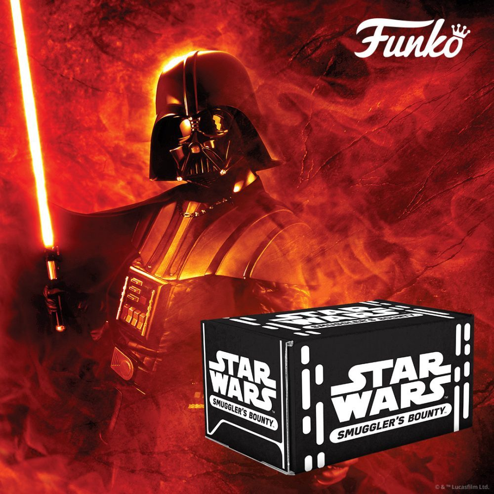 Celebrate Star Wars The Last Jedi with Funko Smuggler's Bounty Unboxing!