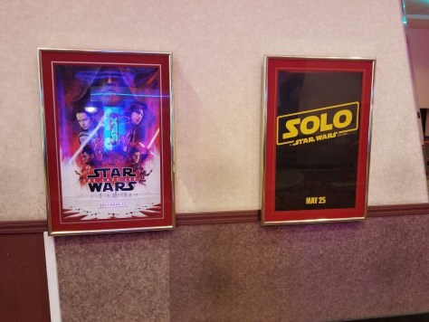 Solo: A Star Wars Story teaser poster hitting theaters!