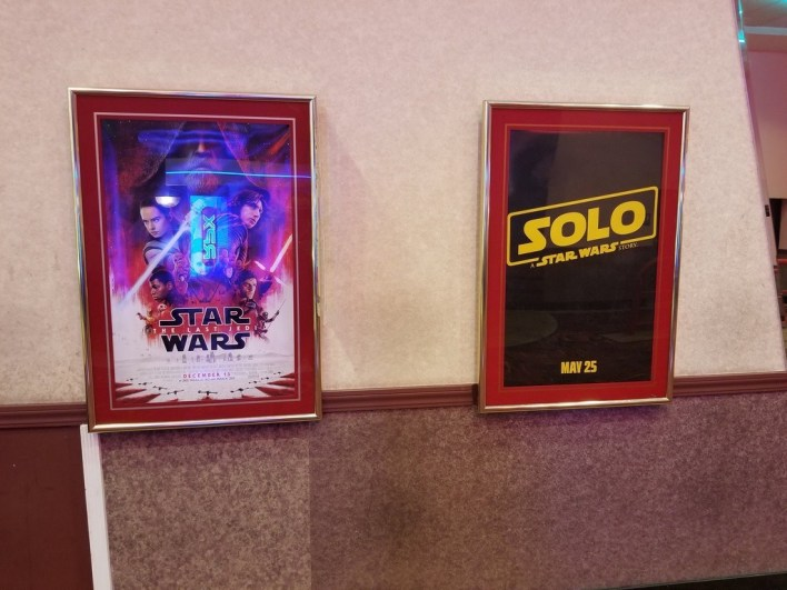 IMG 7270 - Solo: A Star Wars Story teaser poster hitting theaters!