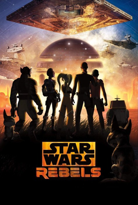 Star Wars Rebels Series finale trailer and corrected episode air dates