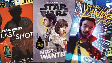 Photo of 23 Solo: A Star Wars Story tie-in books announced!