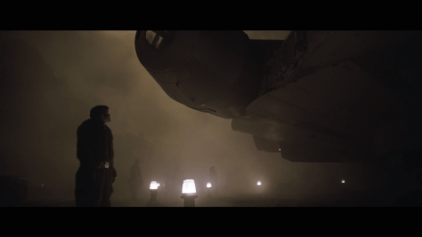 UPDATE: Solo: A Star Wars Story 45-Second Teaser!