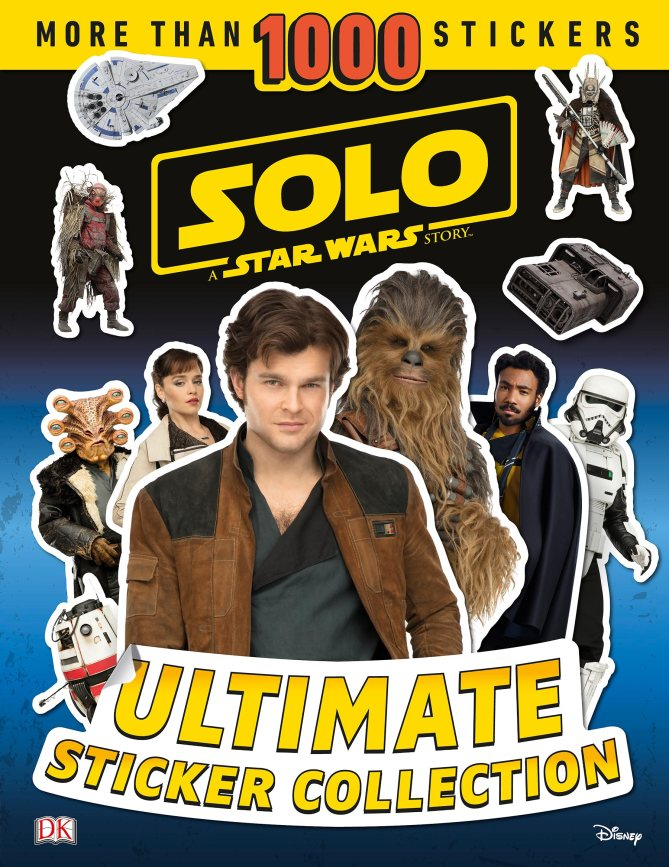 23 Solo: A Star Wars Story tie-in books announced!
