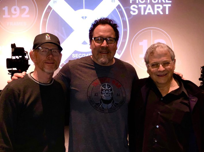 Jon Favreau to write and executive produce live-action Star Wars Series!
