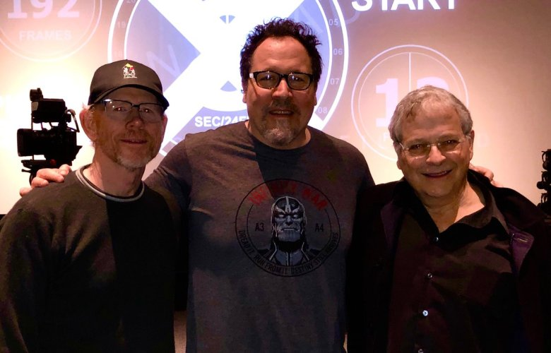 """Updated with hint! Ron Howard confirms Jon Favreau to voice an """"important alien"""" in Solo: A Star Wars Story!"""
