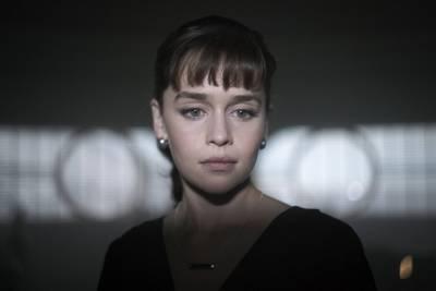 Emilia Clarke talks Solo: A Star Wars Story's Qi'ra with EW's Anthony Breznican!