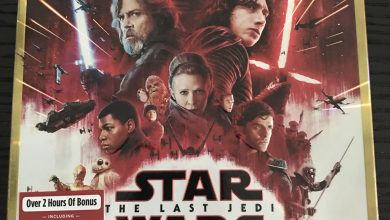 Star Wars: The Last Jedi 4K Ultra HD Review!