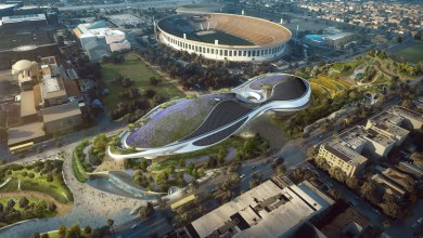 The 1.5 billion dollar Lucas Museum of Narrative Art in Los Angeles is about to break ground!