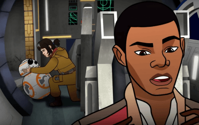 Watch the first 8 episodes of season two of Star Wars: Forces of Destiny now!