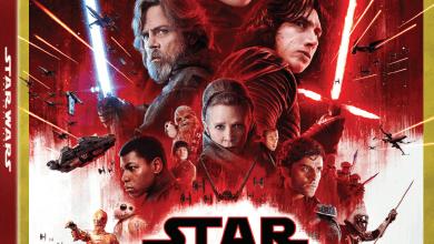 Photo of Rian Johnson's Star Wars: The Last Jedi rocks the DVD/Blu-ray disc sales charts!