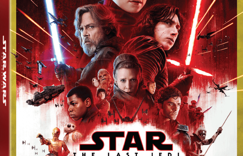 Check out some Star Wars: The Last Jedi concept art to celebrate the 4K/Blu-ray release!