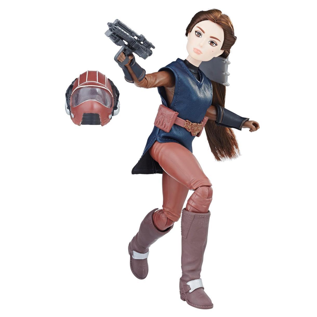 Star Wars: Forces of Destiny Padmé Amidala figure now available!