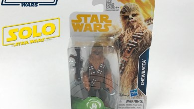 """Photo of Hasbro Solo: A Star Wars Story 3.75"""" Chewbacca Figure Review!"""