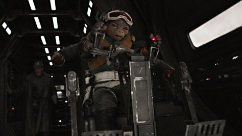 Solo: A Star Wars Story character descriptions!