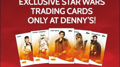 Solo: A Star Wars Story Denny's Commercial - Hand of Sabacc