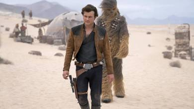 """Photo of New """"Solo: A Star Wars Story"""" Clip: """"190 Years Old"""""""