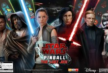 Zen Studios' Star Wars: The Last Jedi Pinball released today! Trailers and screenshots!