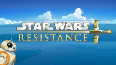 Photo of New Animated Television Series Star Wars Resistance Premiering this Fall