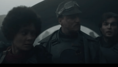 Photo of 30 seconds of the scene where Solo meets Val and Tobias from Solo: A Star Wars Story, more TV spots, and screenshots!