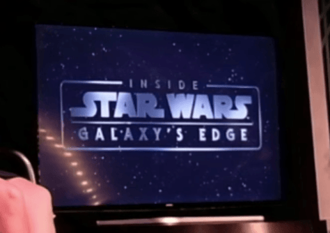 Star Wars: Galaxy's Edge panel! Outpost name, shuttle ride, creature stall, Nien Nunb, character names, connections, and more!