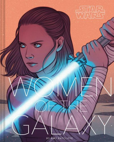 Star Wars: Women of the Galaxy book coming this October