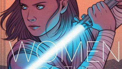 Photo of Star Wars: Women of the Galaxy book coming this October