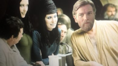 Photo of Rumor: Mos Eisley Spaceport film postponed, Obi-Wan and Fett live?