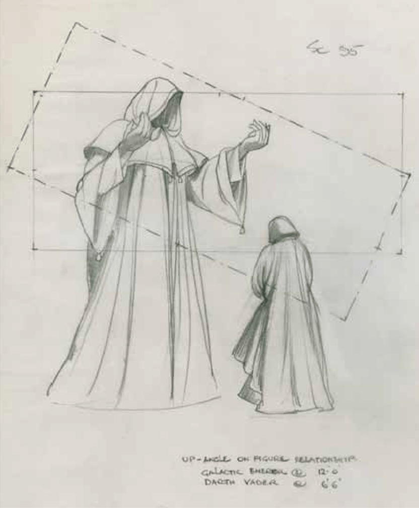 How Early Emperor Ideas For The Empire Strikes Back May Have Inspired Snoke And Star Wars Rebels Making Star Wars