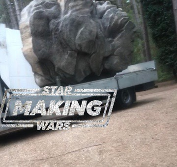 Photo of Star Wars: Episode IX's Black Park Set Rocking Out!