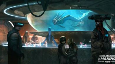 Photo of Star Wars: Galaxy's Edge and what ever happened to the cantina's aquarium?
