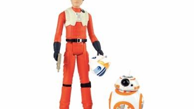 "Photo of Star Wars Resistance 3.75"" figures debuting Spring 2019!"