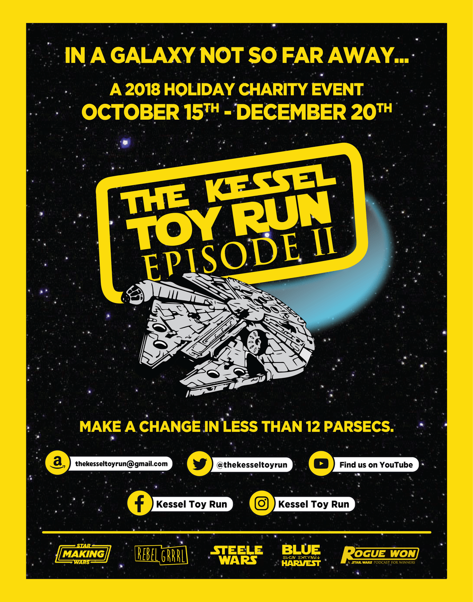 Kessel Toy Run