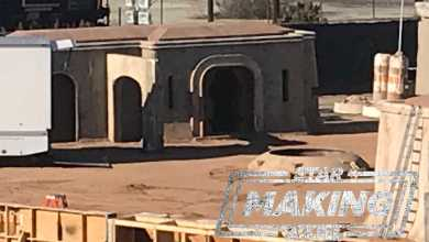 Photo of Over 100 location photos of Star Wars: The Mandalorian as it goes through many set configurations in recent days!