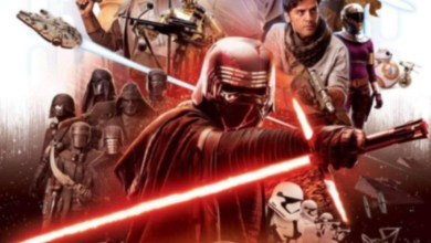 Photo of Star Wars: Episode IX retail poster and character sheets leak revealing names, ships, and more!