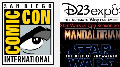 Photo of Star Wars and Con Season 2019! The Rise of Skywalker and The Mandalorian at SDCC and D23!